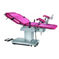 Cheap Electric Obstetric Delivery Table , Patient Examination Table With Colorful Mattress for sale