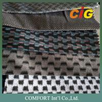 Quality Colorful Tricot  Soft Jacquard Car Upholstery Fabric 100% Polyester wholesale