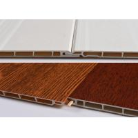 Quality Antibacterial Wall Panel Fire Safety Brown Color 1000*500 mm Size wholesale