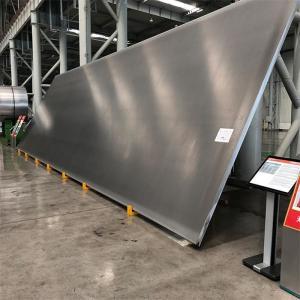 Quality 2017 Grade Alloy Aerospace Grade Aluminium Sheet 215 - 355Mpa Tensile Strength wholesale