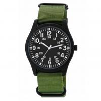 Quality Waterproof Men'S Nylon Strap Watches Military Style CE RHOS Approved wholesale