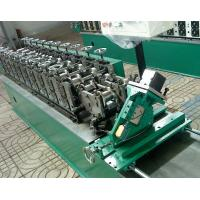 Quality Hydraulic Cutting Carbon Steel C Purlin Forming Machine Germany Siemens Plc wholesale