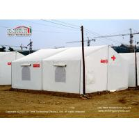 China UV Resistant Outdoor Event Tents For Disaster Relief  20 Years Life Span on sale