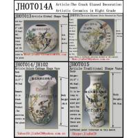 China The Crack Glazed Home Decoration Ceramics in High Grade on sale