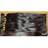 China Double drawn Indian remy hair on sale