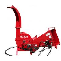 Quality 4 Reverse Blades Tractor Wood Chipper ShredderFor 3 Point Hitch Self Feeding wholesale