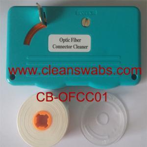 Quality CB-OFCC01 Optic Fiber Connector CleanerProduct images CB-OFCC01 Optic Fiber Connector Cleaner CB-OFCC01 Optic Fiber Conn wholesale