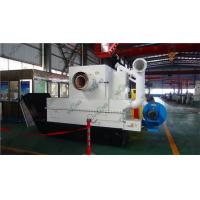 China Automatic Discharging And Cleaning Wood Pellets Burner Wood Burning Stove on sale