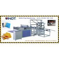 Quality Ruian Vinot Automatic Air Bubble Wrap ManufacturingMachine with LDPE Materials wholesale