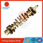 Quality 6BF1 6BD1T Crankshaft 1123104070 5123101510 for excavator UH07-7 DH150 DH130 wholesale