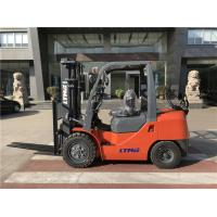 Quality EPA Approved Gas Forklift Truck Material Moving Equipment For Distribution Center wholesale