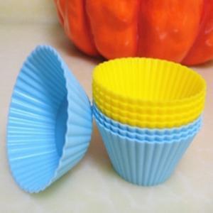 Quality silicone mini muffin cups wholesale