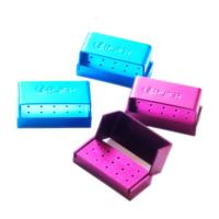 Quality Opening 15 holes Bur Disinfection Box wholesale