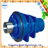 Quality Casting Iron DP Series Involute Planetary Gear Reducer With 800KW Motor wholesale