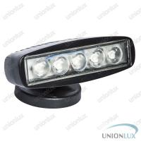 China Quakeproof Cold White LED Automotive Work Lights For Standby Lighting 12V 15W on sale
