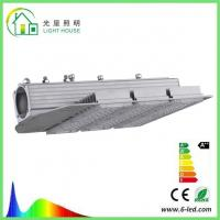Quality Slim Solar Powered LED Street Lights 3000-6500K / LED Parking Lot Light 130lm/W , High Power wholesale