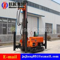 Quality FY200 crawler type pneumatic drilling rig deep water drilling machine for sale wholesale