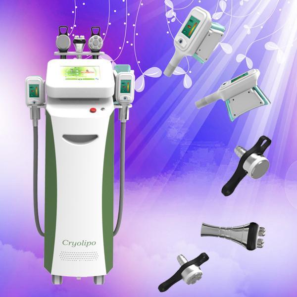 Cheap 2014 New RF skin tightening cavitation slimming machine Cryolipolysis,spa use for sale