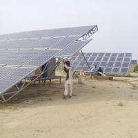 Quality 25HP/18.5kW Solar Pumping System DC-AC Triple Phase For Irrigation In Pakistan wholesale