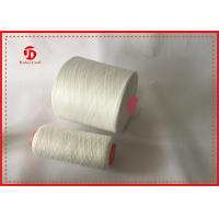 Quality 50/2 Recycled Polyester Sewing Thread Raw White / Autocone Waxed Colours wholesale
