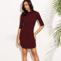 Quality Wholesale Fashion Women Sexy Mini Bodycon T-Shirt Women Dress wholesale