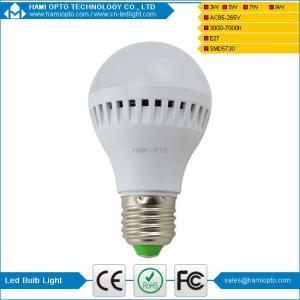 Quality 3W plastic led bulb light AC85-265V cheap price wholesale