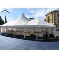 Quality 10m * 20m  Large  White Marquee Mixed Tents wholesale