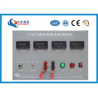 Cheap Plug Cord Voltage Drop Test Equipment High Efficiency For Long Term Full Load Operation for sale