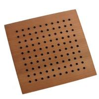 Cheap 1220 mm*2440 mm Perforated Mineral Fiber Acoustical Ceiling Tiles Gypsum Boards for sale