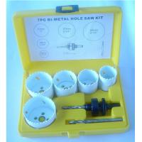 Quality 1-1/2 In - 2-1/2 In Bi-Metal Hole Saw Assorted Kit 7 Pc wholesale