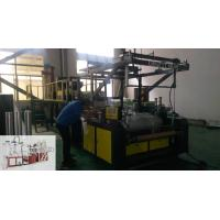 Quality PLC Operation Consumption Fully Automatic Cast Film Extrusion Machine Easy Operation 150 KG / H Model No. SLW-1000 wholesale