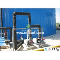 China Wastewater Treatment Agricultural Water Storage Tanks / 200 000 / 200K Gallon Water Tank on sale