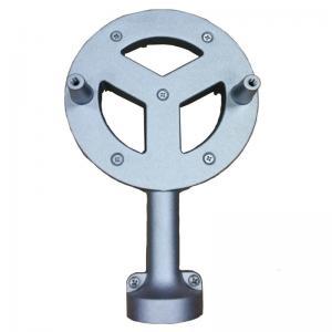 China High Pressure Custom Aluminum Parts Cast Aluminum Industrial Burner With Diameter 150mm on sale