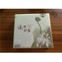 China Luxury High Grade Moon Cake Packaging Box , Hot Foiling Printing Gift Paper Box on sale