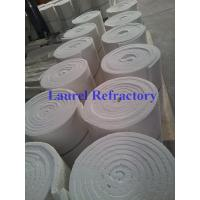 Quality Ceramic Insulation Blanket , Sound Absorption Ceramic Fiber Refractory wholesale