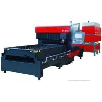 Quality Laser cutting machine with 1000/1500/2200W Fast Flow Generator for 1.8M/min speed for Dieboard Making wholesale