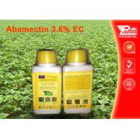 Quality Abamectin 3.6% EC Pest control insecticides 71751-41-2 wholesale