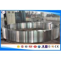 Quality SAE4320 Forged Steel Rings Hot Forged Technical Low Carbon Alloy Steel Material wholesale