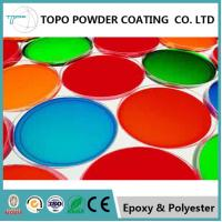 Quality Medical Equipment Epoxy Polyester Powder Coating RAL 1007 Daffodil Yellow wholesale