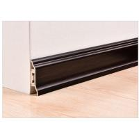 Quality 7cm Thickness Eco - Friendly PVC Skirting Boards For Modern Kitchen Decorative wholesale