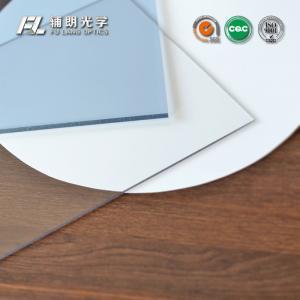 Transparent 22mm Anti Static Acrylic Sheet Excellent Elasticity For Aluminum Extrusion