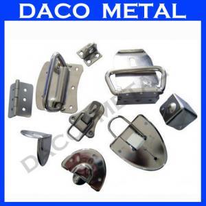 Quality Aluminium Sheet  Metal Stamping metal punching Spare Parts wholesale