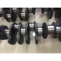 Quality Durable Diesel Engine Crankshaft 6 Cylinder Crankshaft Isuzu 6wg1 Engine Parts wholesale