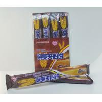 Quality OEM 15g Crispy Wheat Sandwich Biscuits / Hard Chocolate Candy wholesale