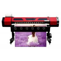 Quality 1.8M DX5 Large Format Printing Machine / Poster Canvas Vinyl Printer Plotter wholesale