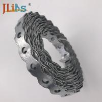 Quality Galvanized Plate Perforated Steel Banding High Performance 10M Length wholesale