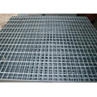 Quality 19-w-4 Platform Steel Grating Hot Dipped Galvanized Mild Steel Bar Grating wholesale