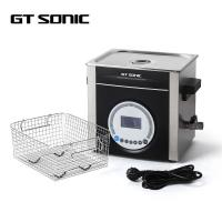 Quality Laboratory Ultrasonic Engine Cleaner ABS SUS304 Material 6L 45/65kHz Low Noise wholesale