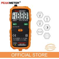 Buy cheap Durable Handheld Digital Multimeter NCV Frequency Backlight Temperature from wholesalers