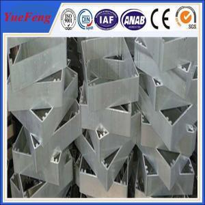 OEM industrial aluminium extrusion profile,Aluminium profile for cnc drilling/bended